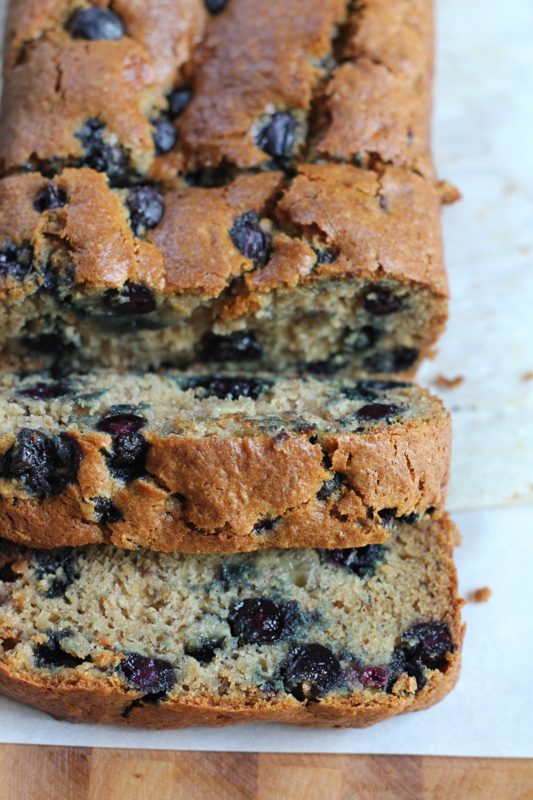 how to make gluten free banana bread from scratch
