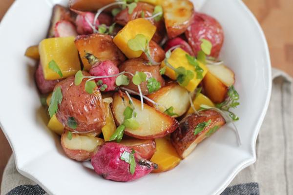 Sheet Pan Roasted Vegetables Hip Foodie Mom