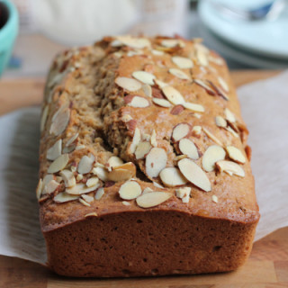 Almond Wheat Bread
