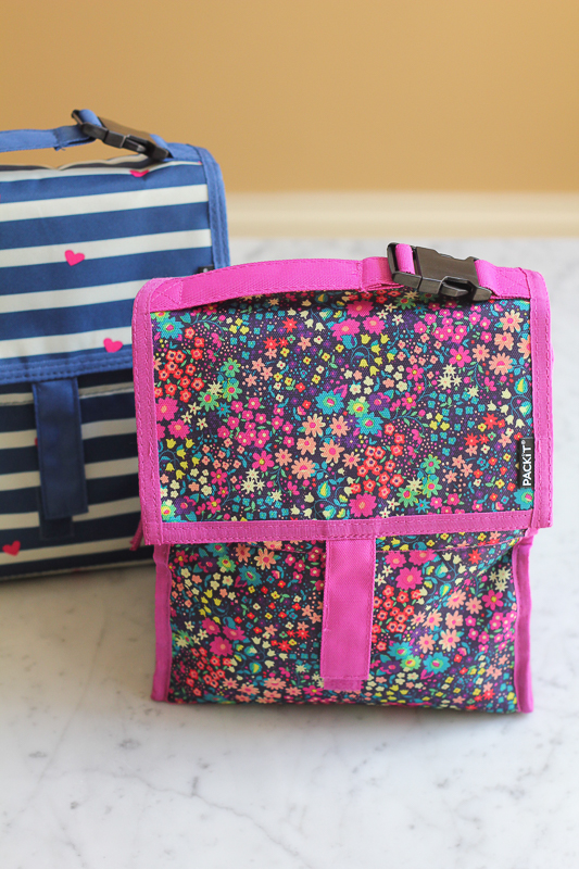 Back to school with PackIt Freezable Bags!! You won't want to start the school year without one of these! Keep your fruits and veggies fresh and cool! #ad #PackItCool