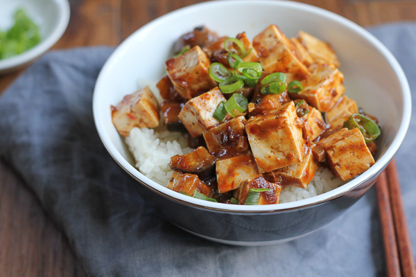 Eggplant mapo tofu hip foodie mom eggplant mapo tofu make one of your favorite chinese food dishes at home just forumfinder Images
