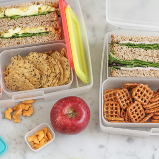25 Healthy Back To School Lunch Ideas