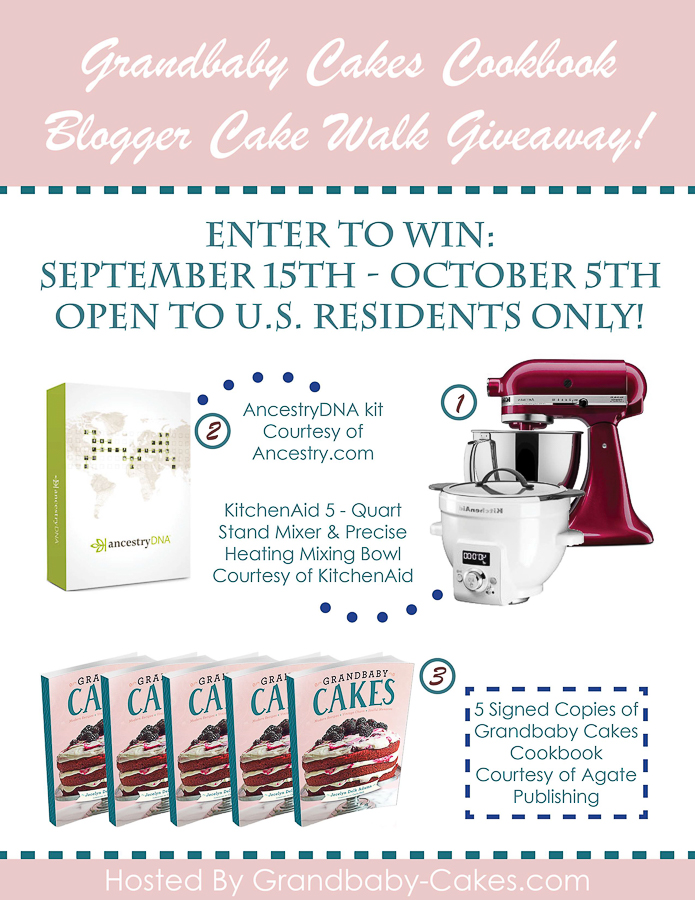 Grandbaby-Cakes-Cookbook-Blogger-Cake-Walk-Giveaway