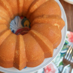 Mama's 7Up Pound Cake + A Giveaway!