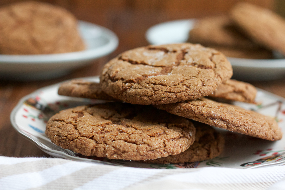 Pumpkin Molasses Cookies!! Perfectly chewy and delicious Pumpkin ...