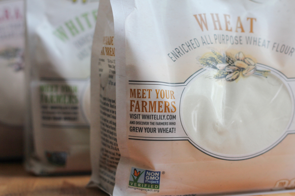 White Lily Premium Flour Blends