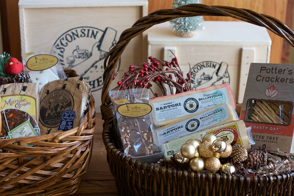 Diy food gift baskets negle Choice Image