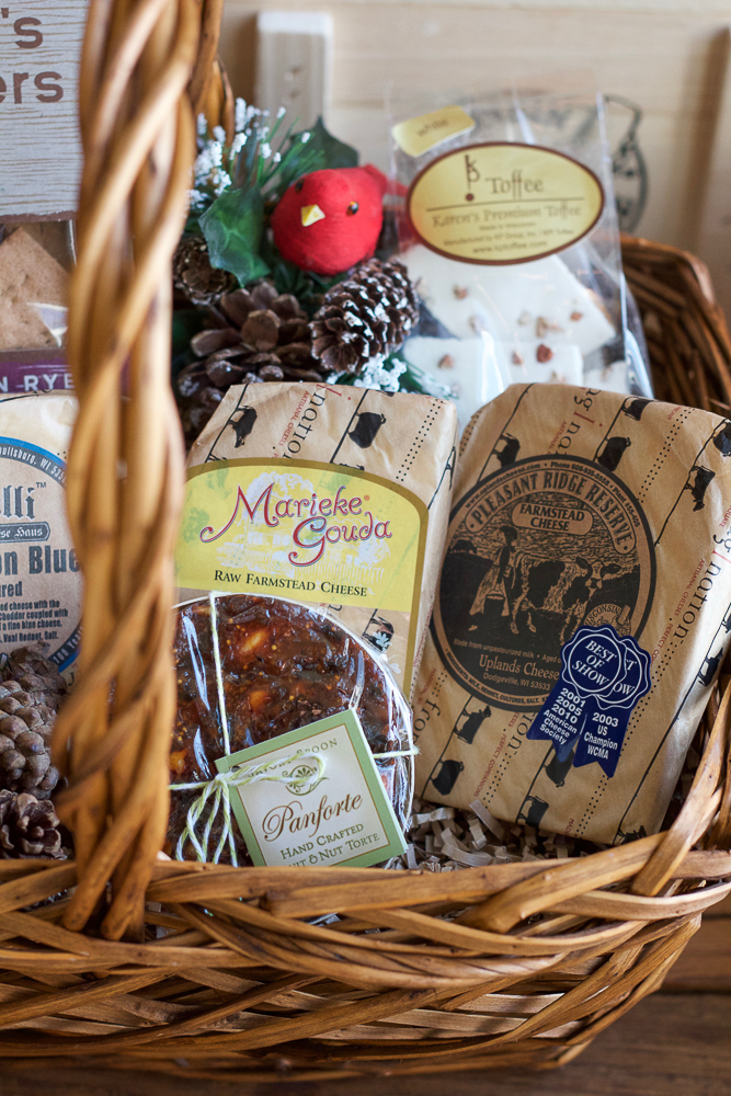 Diy Food Gift Baskets