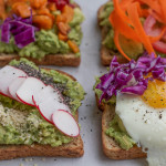 Fancy Avocado Toast