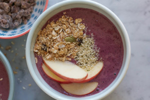 Superfood Smoothie Bowl + A Giveaway!