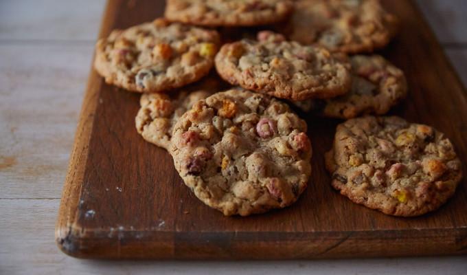 Fruity Breakfast Cookies