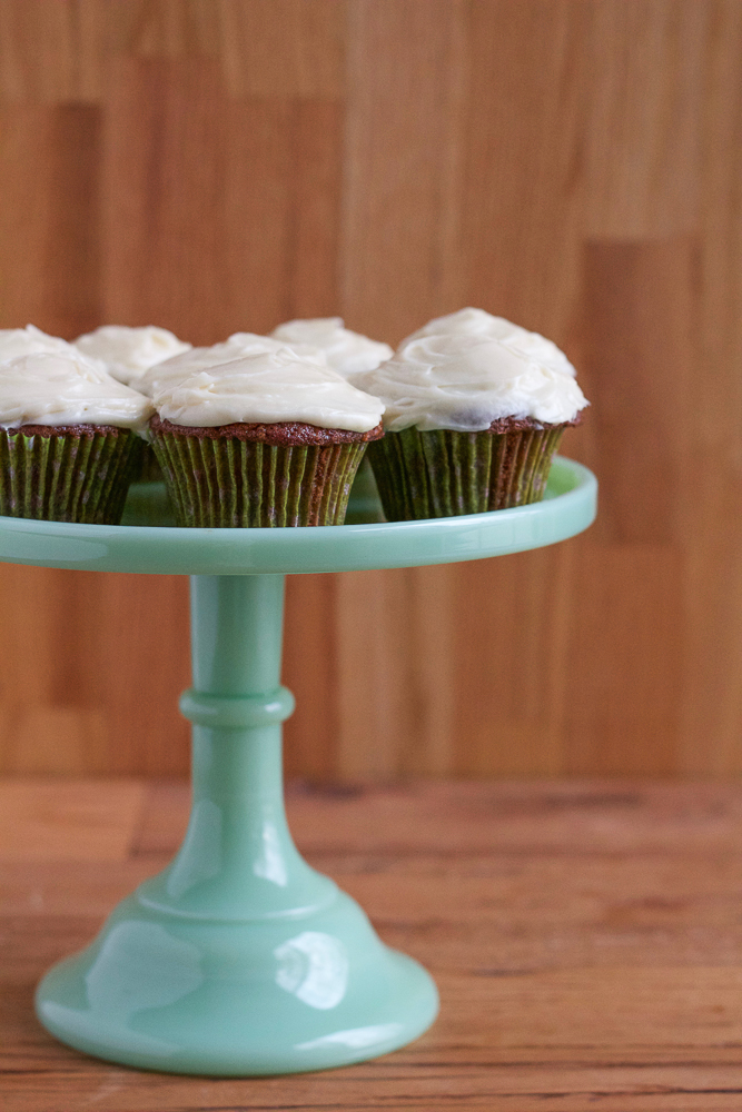 Carrot Cake Cupcakes + A Video! These carrot cake cupcakes are the BEST! My secret ingredient helps to create a very moist and flavorful carrot cake! These cupcakes are perfect for Easter or any spring event, gathering or party!