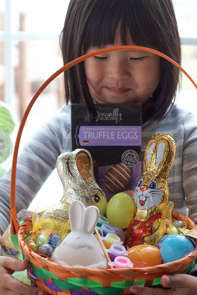 Easter basket of goodies hip foodie mom easter basket of goodies pick up all of your easter essentials at your local aldi negle Choice Image