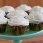 Carrot Cake Cupcakes + A Video!