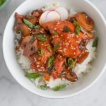 Spicy Korean Chicken Stew