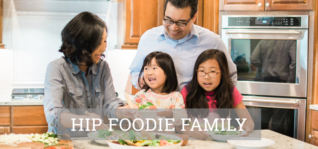 HIP FOODIE FAMILY