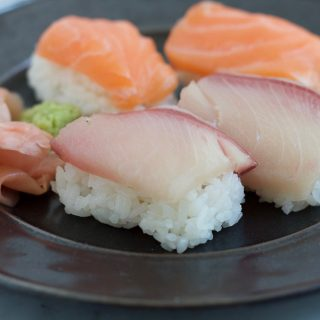 How To Make Sushi At Home + A Video!