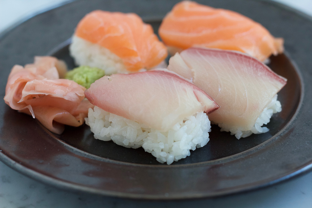 How to Make Sushi at Home! Whether you are interested in making sushi at home for your family, or thinking of hosting a sushi party, this post is for you! Making sushi at home is easier than you think!