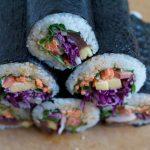 Sushi Burrito + A Video!