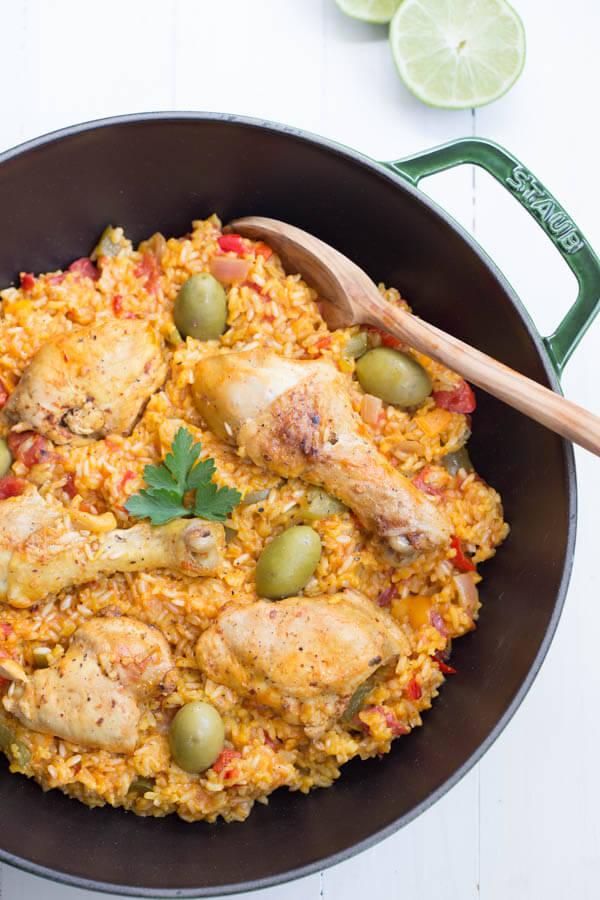 Spanish-Chicken-and-Rice