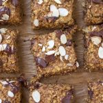 Pumpkin Flaxseed Chocolate Breakfast Bars