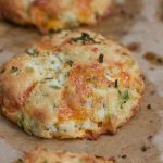 Cheddar Cheese Chive Drop Biscuits