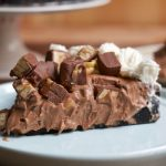 Hot Mess Nutella Snickers Pie + A Giveaway!!