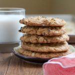 Spiced Oatmeal Cookies + A Giveaway!
