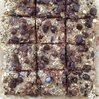 Chocolate Chia Bars