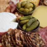 How To Make A Charcuterie Board + A Video!