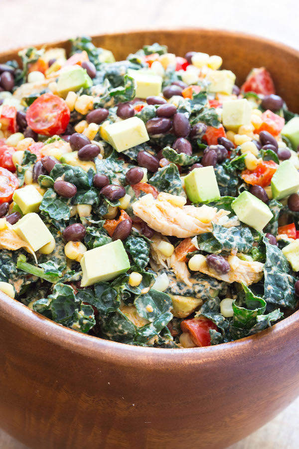 southwestern-chicken-kale-salad