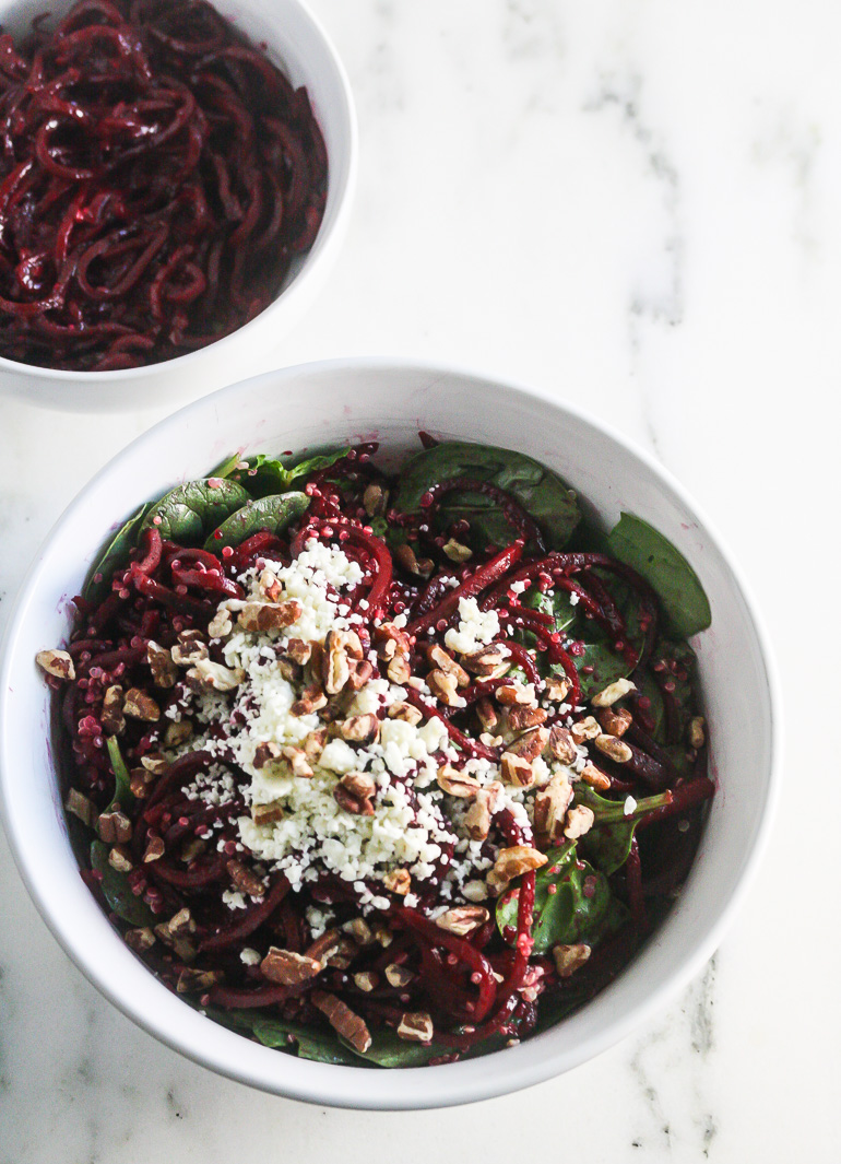 spiralized-beet-quinoa