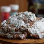 Snowy Chocolate Crinkle Cookies + A $50 VISA Gift Card Giveaway
