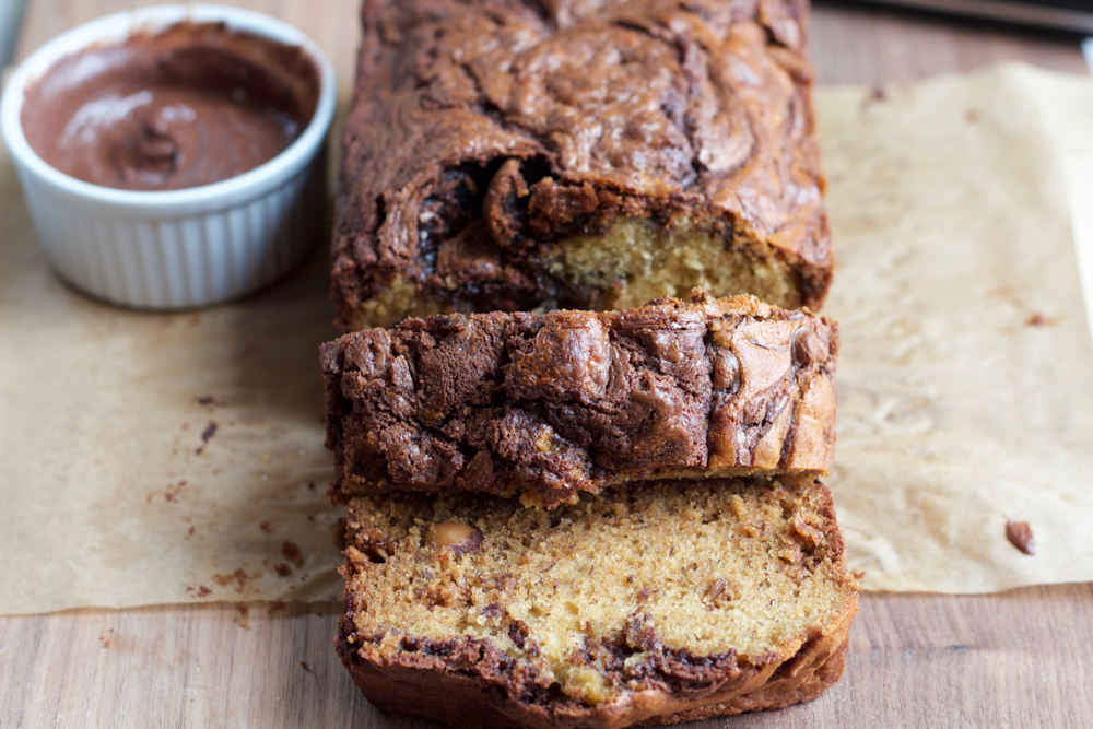 Nutella banana bread forumfinder Image collections