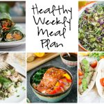 Healthy Weekly Meal Plan 2.4.17