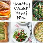 Healthy Weekly Meal Plan 3.25.17