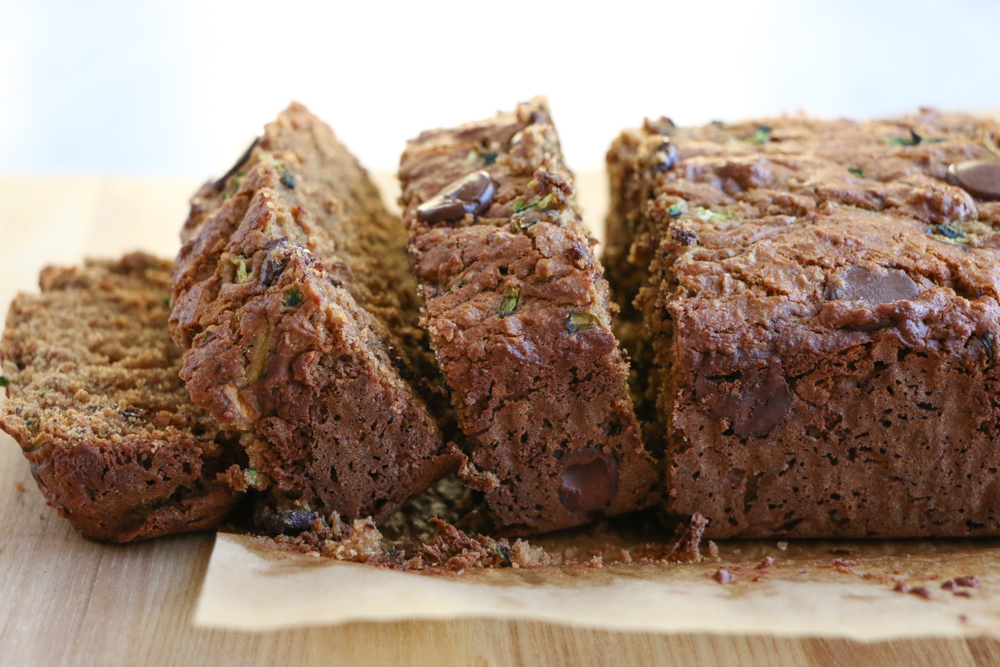 1893 Best Images About Bakery On Pinterest: The Best Zucchini Banana Bread