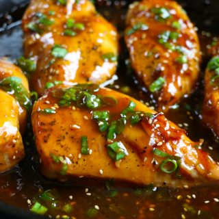 The Best Baked Honey Soy Chicken