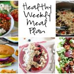 Weekly Meal Plan 4.16.17