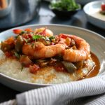 Creole Shrimp and Grits + A Giveaway!
