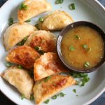 Nasoya Organic Tofu Vegetable Dumplings + A Giveaway!