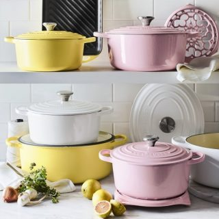 Le Creuset Dutch Oven Giveaway!