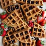 Easy Weekend Waffles + A Video!