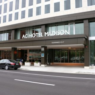 Our Weekend at the AC Hotel in Madison Wisconsin