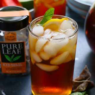 Doing Summer Right with Pure Leaf Home Brewed Iced Teas