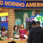My Good Morning America Segment!