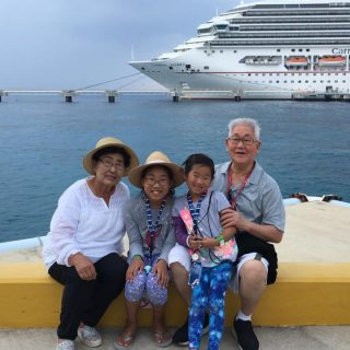Our Carnival Cruise
