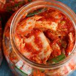 My Aunt's Homemade Kimchi with a Vegan Kimchi Option