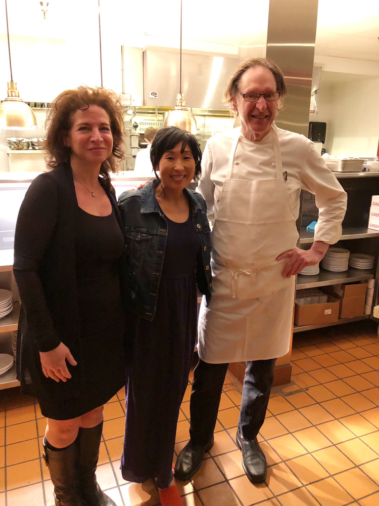 Meeting Chef Jay Sparks and Joan Ferris