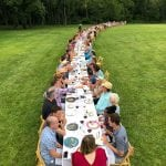 Outstanding In The Field Dinner